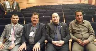 Our College participates in the Scientific Conference held in the Islamic Republic of Iran
