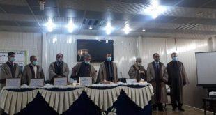 مناقشة طالبالدكتوراه ثائر جابر عليوي